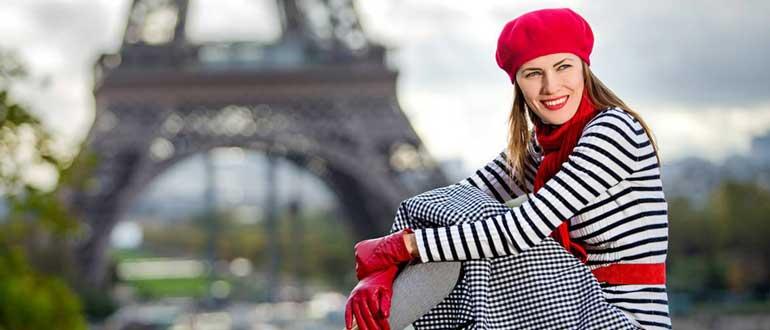 французские размеры одежды