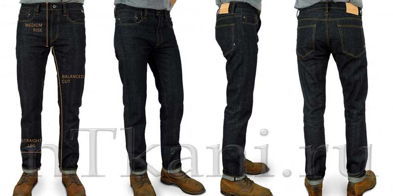 джинсы деним что это такое