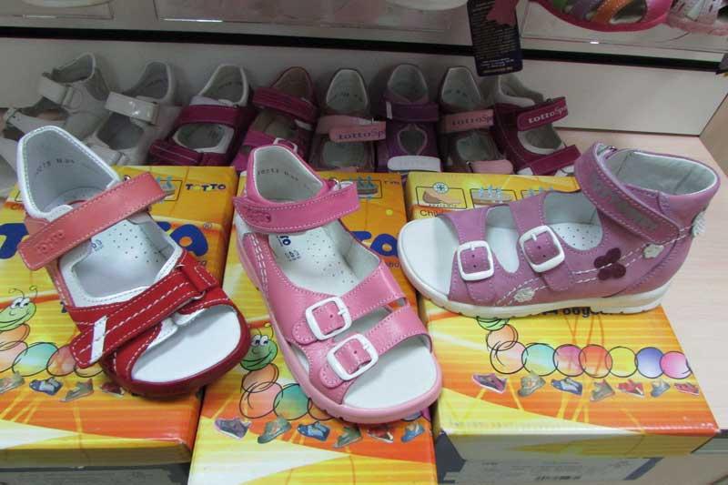 размерная сетка детской обуви капика