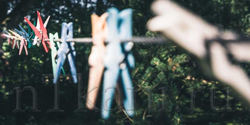 Как сушить вискозную одежду