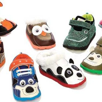 американские размеры детской обуви