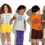 китайские размеры детской одежды