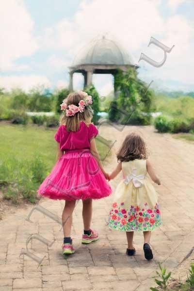 платье из бязи для девочки