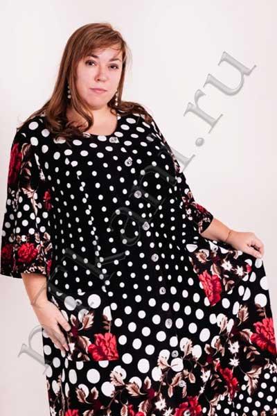 халаты из велюра больших размеров