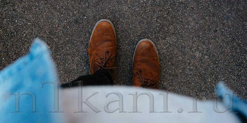 велюр или замша что лучше для обуви