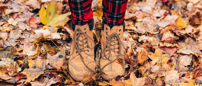 велюровая обувь