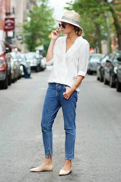 что такое джинсы бойфренды