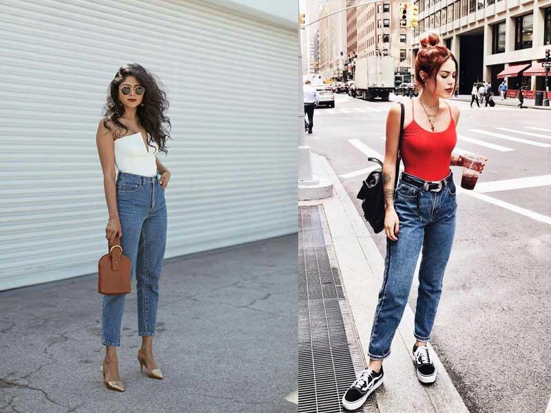 джинсы мом что это такое