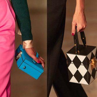 Лучшие 23 сумочки с Недели моды в Нью-Йорке