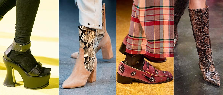 Лучшие 25 пар обуви с Недели моды в Нью-Йорке