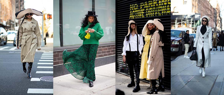 2 день Недели моды в Нью-Йорке