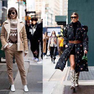 Уличный стиль последнего 6 дня Недели моды в Нью-Йорке