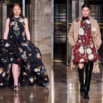 Вечерняя коллекция одежды от Лауры Ким и Фернандо Гарсия