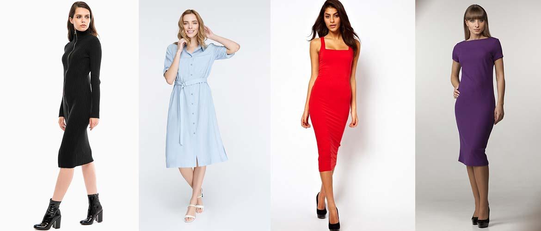 3 признака идеального базового платья