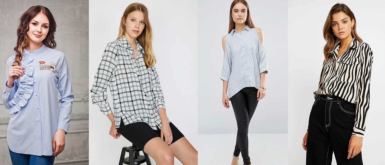 3 модели рубашек давно вышли из моды и пользуются популярностью
