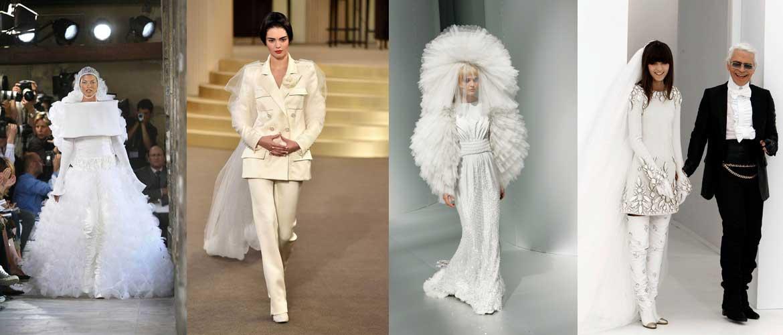 Самые странные свадебные наряды