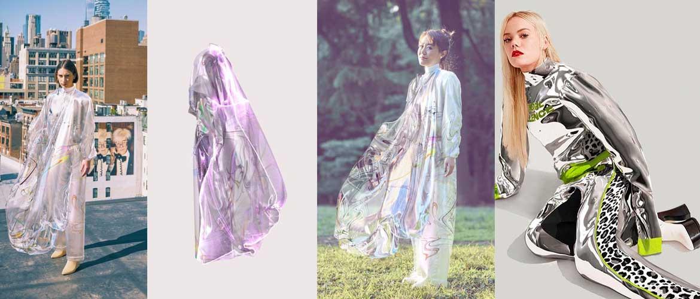 Цифровая одежда из будущего