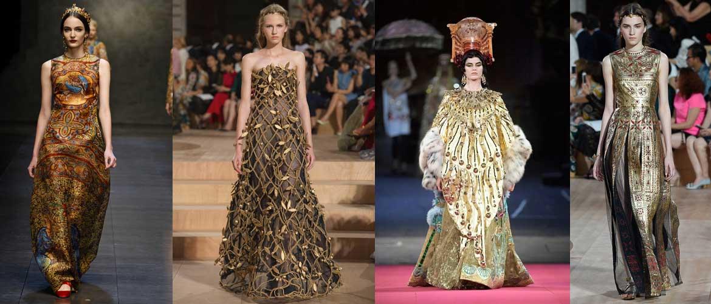 Dolce & Gabbana и Valentino