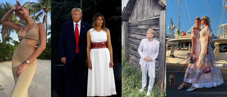 новые модные образы знаменитостей