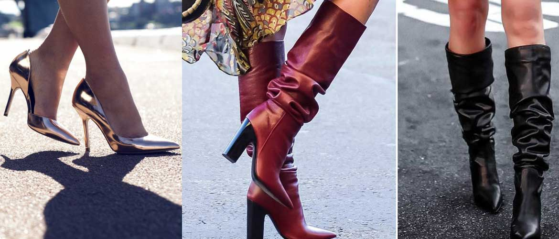 Обувь из нулевых