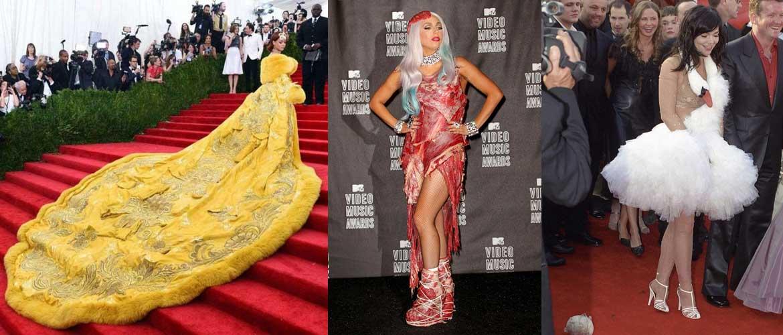 Три странных платья звезд