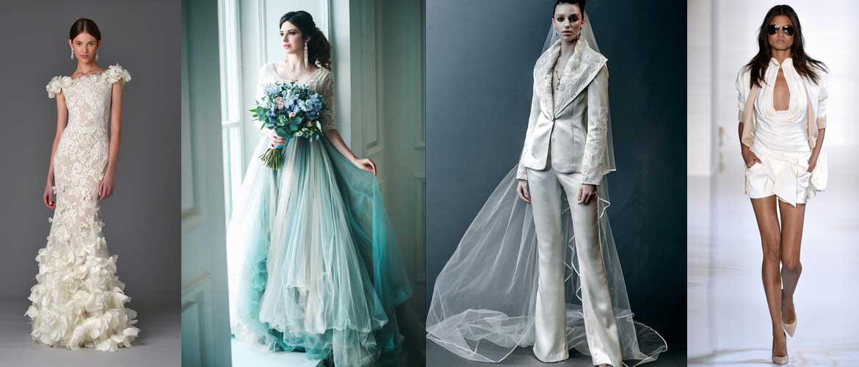 Трендовые свадебные платья 2020 года
