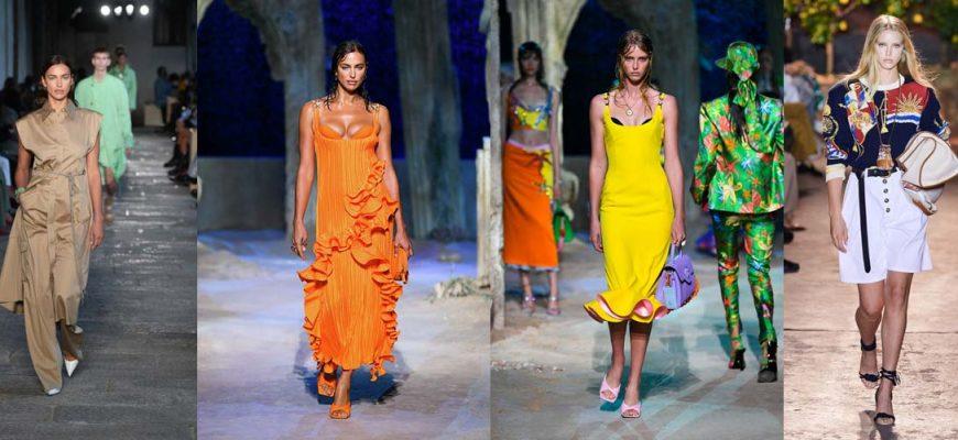 Ирина Шейк на неделе моды