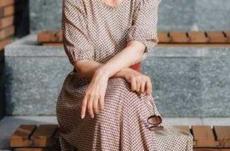 Юлия Меньшова в эффектном платье