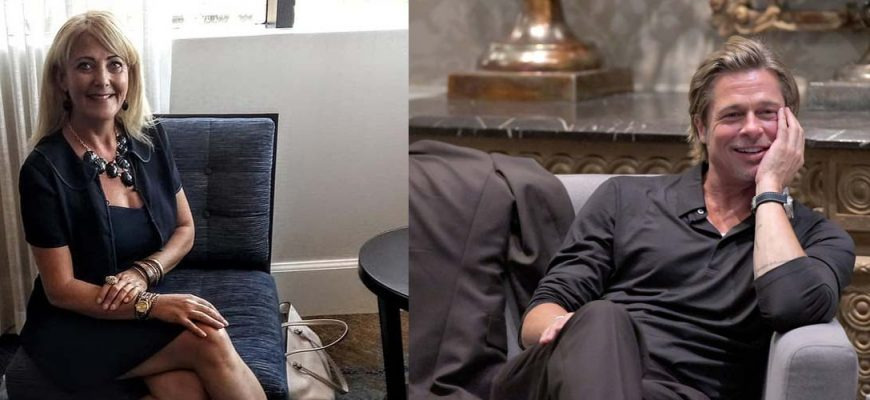 американка обвинила Брэда Питта
