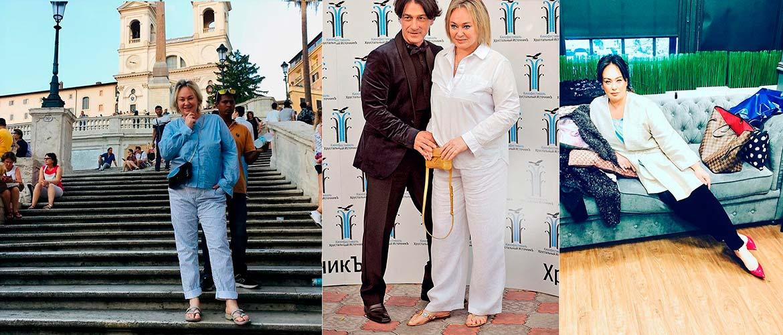 Лариса Гузеева заявила об аферистах, действующих от ее имени