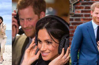 Меган Маркл и принц Гарри присоединились к Spotify для партнерства по подкастам