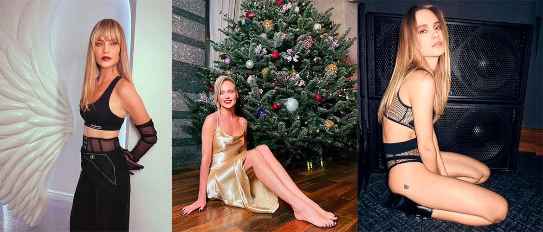 «Время перемен»: Наталья Ионова внезапно превратилась в завораживающую брюнетку