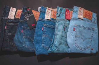 размеры джинс